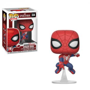 Spider-Man PS4 POP! Vinyl Figure - Spiderman