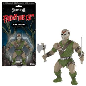 Friday the 13th Action Figures - Jason (Savage World)