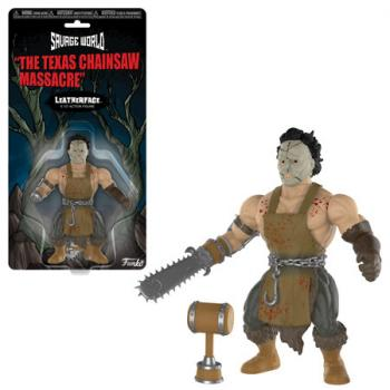 Texas Chainsaw Massacre Action Figures - Leatherface (Savage World) Action Figures