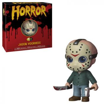 Friday the 13th 5 Star Action Figure - Jason Voorhees