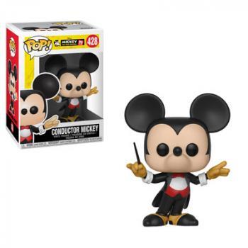 Mickey's 90th Anniversary! POP! Vinyl Figure - Conductor Mickey (Disney)