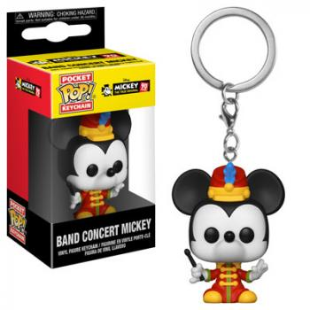 Mickey's 90th Anniversary! Pocket POP! Key Chain - Band Concert Mickey (Disney)