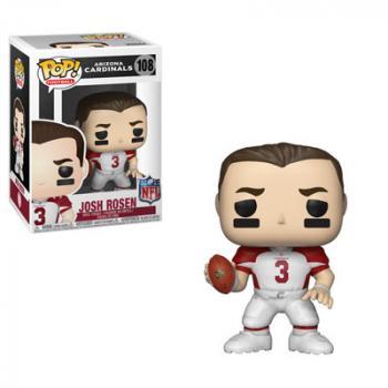 NFL Draft POP! Vinyl Figure - Josh Rosen (Arizona Cardinals)