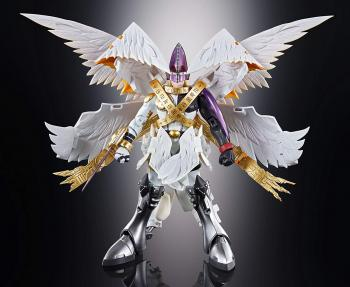 Digimon Digivolving Spirits Action Figure - Patamon/Magna Angemon