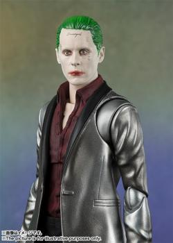 Suicide Squad S.H.Figuarts Action Figure - Joker