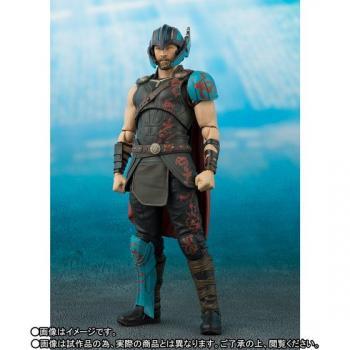 Thor Ragnarok S.H.Figuarts Action Figure - Thor & Tamashii Effect Thunderbolt Set