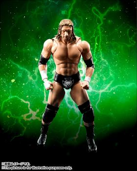 WWE S.H.Figuarts Action Figure - Triple H