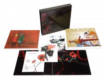 Art Book: Yoshitaka Amano - The Illustrated Biography - Beyond the Fantasy Limited Edition
