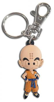 Dragon Ball Super Key Chain - SD Krillin