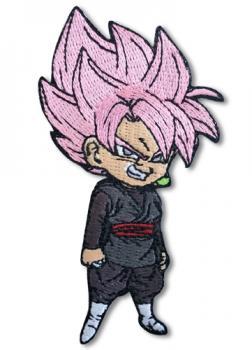 Dragon Ball Super Patch - SD Super Saiyan Rose Goku Black