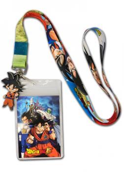 Dragon Ball Z Lanyard - Son Goku