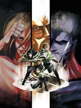 Attack on Titan Manga Vol. 26