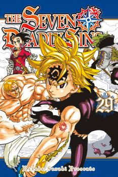 Seven Deadly Sins Manga Vol. 29