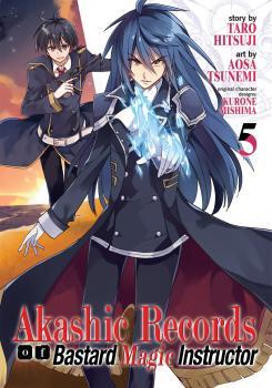 Akashic Records of Bastard Magical Instructor Manga Vol. 5