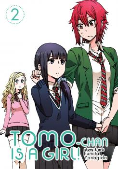 Tomo-chan is a Girl! Manga Vol. 2