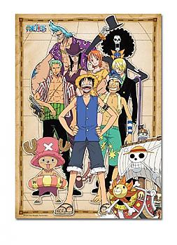 One Piece Puzzle - Post Thriller Bark Group (300pc)