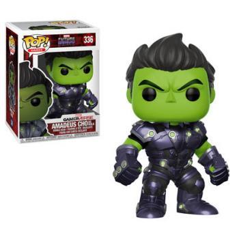 Marvel Future Fight POP! Vinyl Figure - Amadeus Cho as Hulk (Monsters Unleashed)