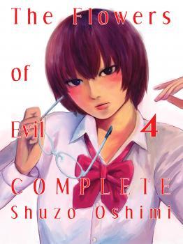 Flowers of Evil Complete Manga Vol. 4