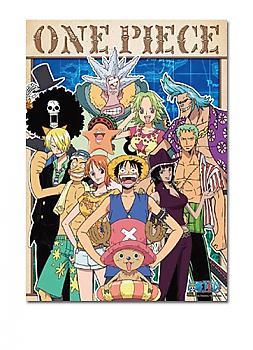 One Piece Puzzle - Sabaody Archipelago Arc (520pc)