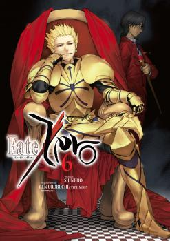 Fate/Zero Manga Vol. 6