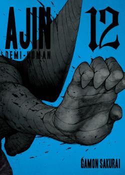 Ajin Manga Vol. 12 - Demi-Human