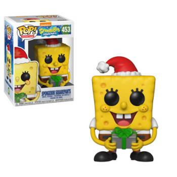 Spongebob Squarepants POP! Vinyl Figure -  Spongebob Xmas