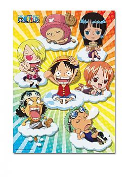 One Piece Puzzle - SD Clouds (300pc)
