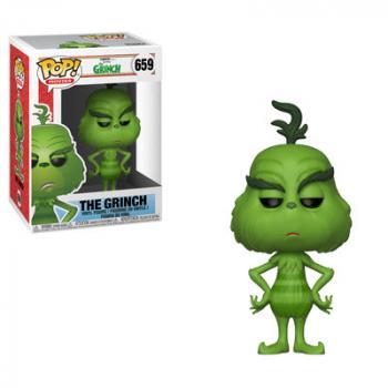 Grinch Movie POP! Vinyl Figure - Grinch