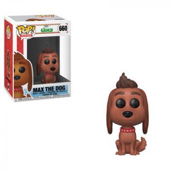 Grinch Movie POP! Vinyl Figure - Max The Dog