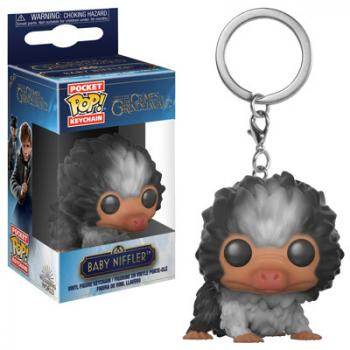 Fantastic Beast 2 Pocket POP! Key Chain - Baby Niffler (Brown Multi)
