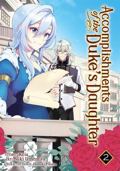 Accomplishments of the Duke's Daughter Manga Vol. 2
