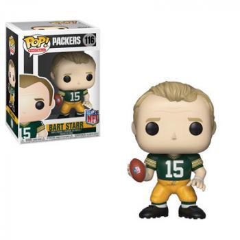 NFL Legends POP! Vinyl Figure - Bart Starr (Green Bay Packers)