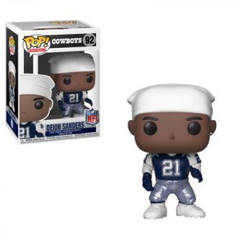 NFL Legends POP! Vinyl Figure - Deion Sanders (Dallas Cowboys)