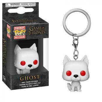 Game of Thrones POP! Key Chain - Ghost