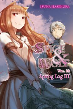 Spice and Wolf Novel Vol. 20