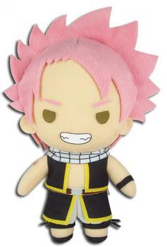 """Fairy Tail 8"""" Plush - SD Natsu"""