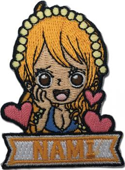 One Piece Patch - SD Nami Tag