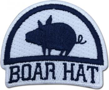 Seven Deadly Sins Patch - Boar's Hat