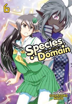 Species Domain Manga Vol. 6