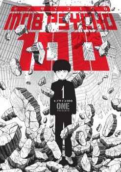 Mob Psycho 100 Manga Vol. 1