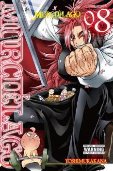 Murcielago Manga Vol. 8