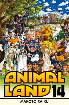 Animal Land Manga Vol. 14