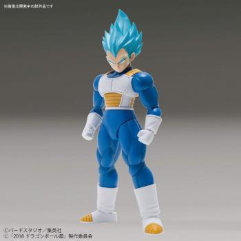 Dragon Ball Super: SSB Vegeta (Special Color Ver.) Figure-rise Standard Model Kit