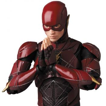 Justice League Movie MAFex Action Figure - Flash