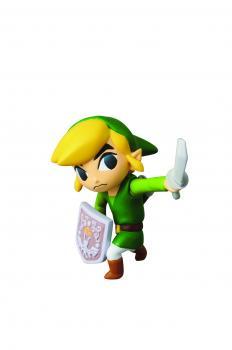 Legend of Zelda Link UDF Figure - Wind Waker