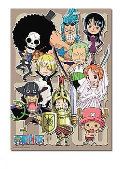 One Piece Puzzle - SD New World Straw Hats (300pc)