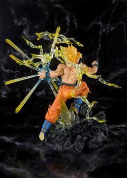 Dragon Ball Z FiguartsZERO Action Figure - Super Saiyan Son Goku (The Burning Battles)