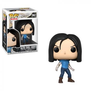 Alita Battle Angel POP! Vinyl Figure - Alita (Doll Body)