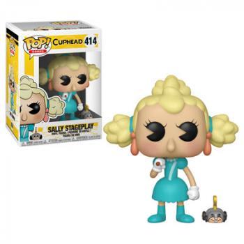 Cuphead POP! Vinyl Figure - Sally Stageplay