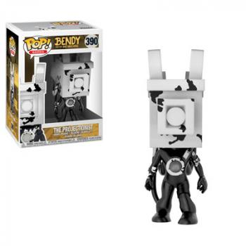 Bendy and the Ink Machine POP! Vinyl Figure - The Projectionist